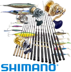 shimano forcemaster electric reel, Reel Combo
