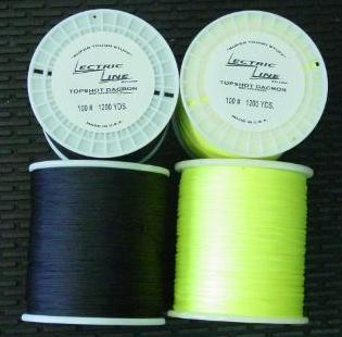 Lmr dacron 100 pound test for Dacron fishing line