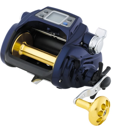 daiwa tanacom bull 1000 electric reel manual