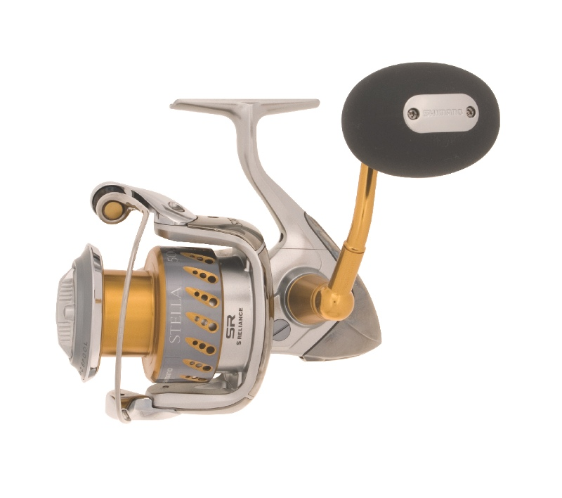 Object moved for Stella fishing reel