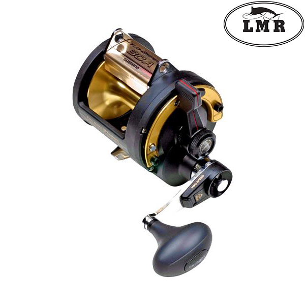 Shimano TLD 2-SPEED Lever Drag Reel