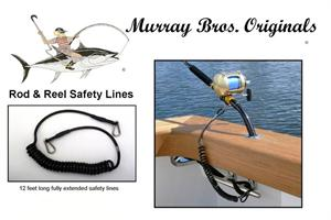 rod reel safety line murray