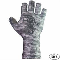 fish gloves, black water camo, fish camo, fishing gloves