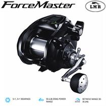 forcemaster shimano electric reel lmr tackle
