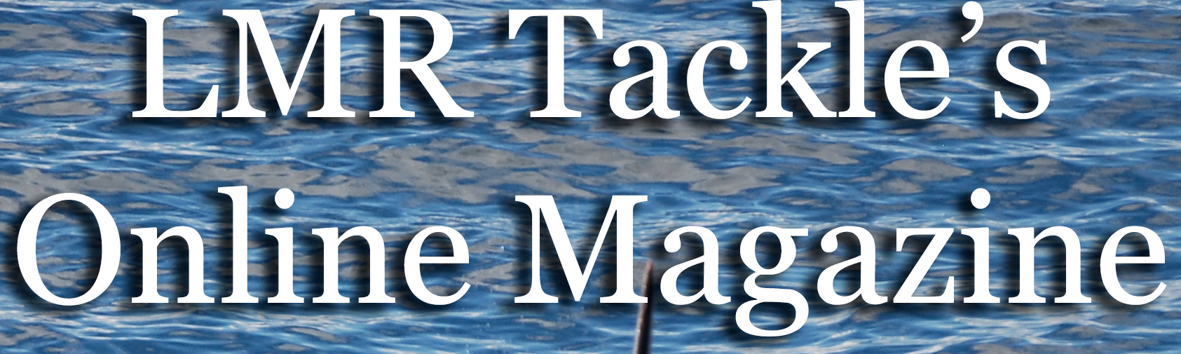 saltwater magazine cover lmr tackle