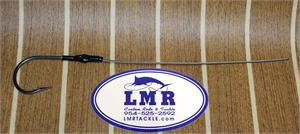 LMR Tackle Stainless Steel Single Open End Hookset