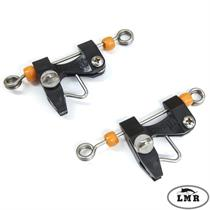 LMR Tackle Tigress Pair of Outrigger Release Clips