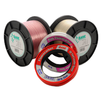 Ande Bulk Fluorocarbon (Clear/Pink)