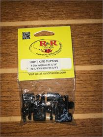 LMR Tackle R&R Light Kite Clips