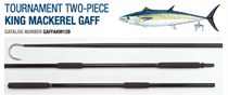 Aftco Tournament Two-Piece King Mackerel Gaff
