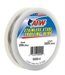 AFW Stainless Steel Trolling Wire
