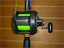 Black Hook Tackle Shimano TLD 20 Sailfish Combo