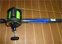 Black Hook Tackle Shimano TLD 25 Stand Up Combo