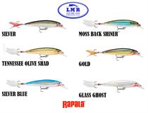 LMR Tackle Rapala Xtreme Action Slashbait (XR08 & XR10)