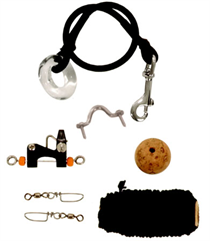 LMR Tackle Tigress Center Rigger Kit