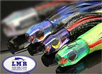 lmr tackle sells the best offshore trolling lures,aloha big game trolling lures are a hawaiin big game trolling lure