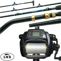Daiwa Tanacom 1000 Electric Reel, Daiwa Deep Drop Rod