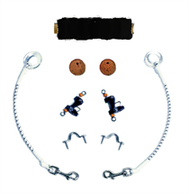 LMR Tackle Tigress Economy Rigging Kit