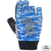 Fish Monkey Half Finger Jigging Gloves