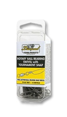 LMR Tackle Momoi Rotary Ball Bearing Swivel