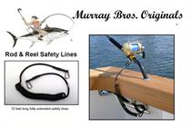 LMR Tackle Rod & Reel Safety Line Murray Bros