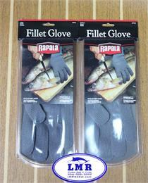 LMR Tackle Rapala Fillet Gloves