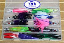 LMR Tackle Boone Ready Rig Kit (Assorted Lures)
