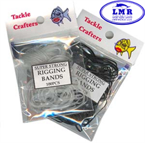 LMR Tackle Tackle Crafters Rigging Bands