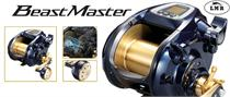 shimano beastmaster electric reel lmr tackle infographic
