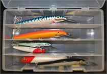 LMR Tackle Rapala Rigged Kit