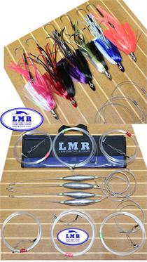 LMR Tackle Pro's Choice Wahoo Kit